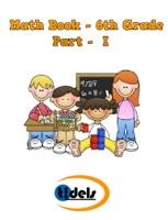 Math Book Sixth Grade Part I
