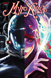Mylo Xyloto #1: Color Is Crime book