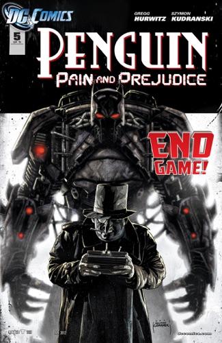 Gregg Hurwitz & Szymon Kudranski - Penguin: Pain & Prejudice (2011-) #5