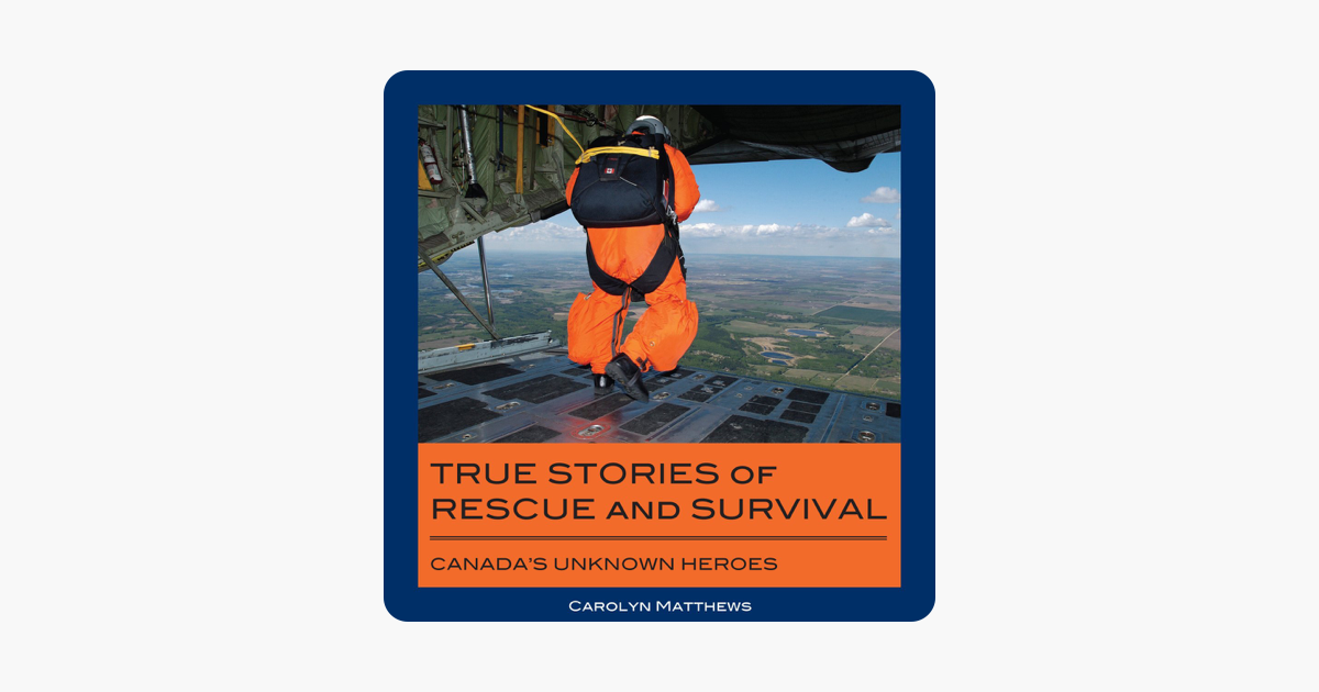 True Stories Of Rescue And Survival On Apple Books border=