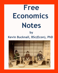 Free Economics Notes Book Review