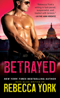 Rebecca York - Betrayed artwork