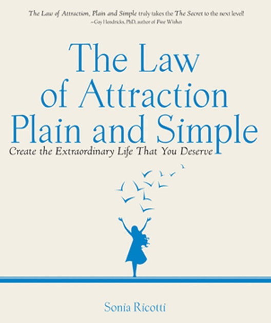 law of attraction book pdf