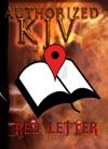 Authorized KJV Red Letter Edition