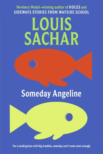 Someday Angeline By Louis Sachar On Apple Books