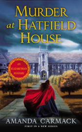 Murder at Hatfield House book
