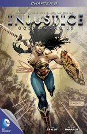 Injustice: Gods Among Us #8 book