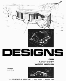 Designs For Low Cost Wood Homes