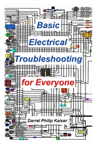 Basic Electrical Troubleshooting for Everyone Book Cover