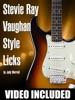 Stevie Ray Vaughan Style Licks