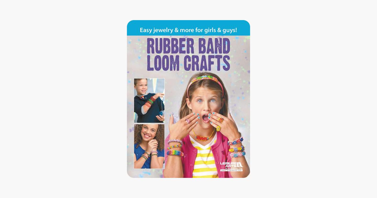 Rubber Band Loom Crafts En Apple Books