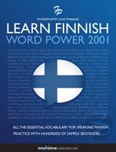 Learn Finnish - Word Power 2001