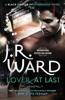 J.R. Ward - Lover at Last artwork