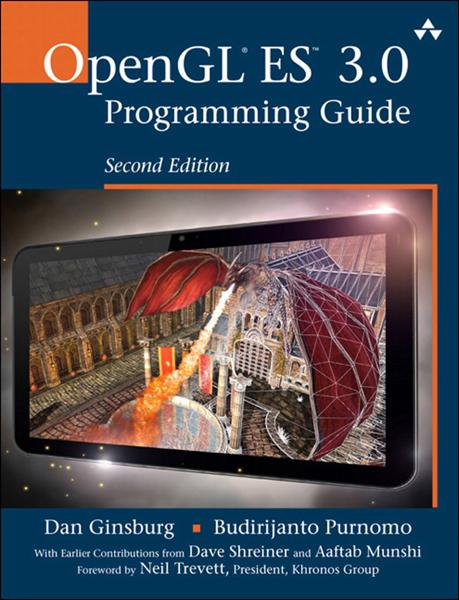 OpenGL ES 3.0 Programming Guide, 2/e