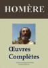 Homer - Homère: oeuvres complètes artwork