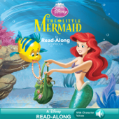 Disney Princess: The Little Mermaid Read-Along Storybook
