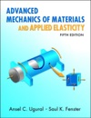 Advanced Mechanics Of Materials And Applied Elasticity 5e