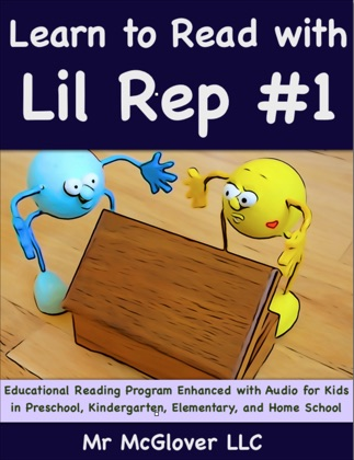 Learn to Read With Lil Rep #1