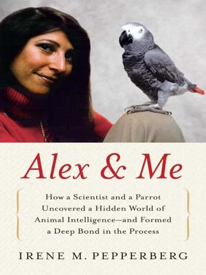 Alex & Me - Irene Pepperberg book