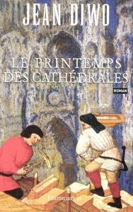 Le Printemps des cathédrales La couverture du livre martien
