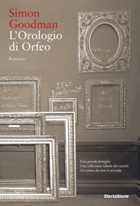 L'orologio di Orfeo Copertina del libro