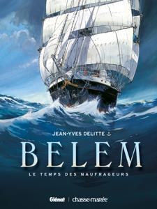 Belem - Tome 01 La couverture du livre martien