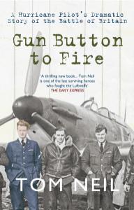 Gun Button to Fire Cover Book