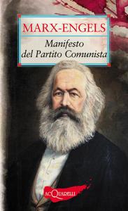 Manifesto del partito comunista Copertina del libro