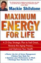 Maximum Energy For Life