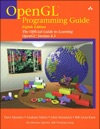 OpenGL Programming Guide The Official Guide To Learning OpenGL Version 43 8e