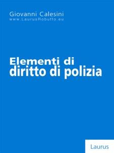 Elementi di diritto di polizia Book Cover