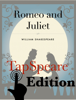 William Shakespeare - Romeo and Juliet ilustración