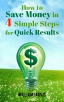 How To Save Money In 4 Simple Steps