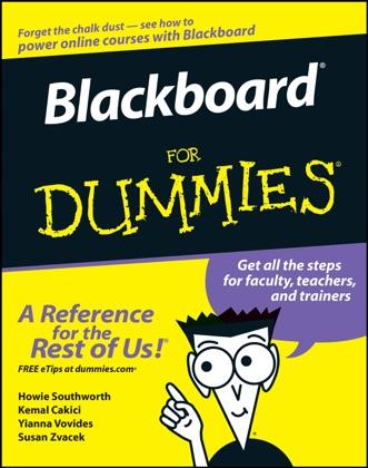 Blackboard For Dummies