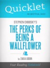 Quicklet On Stephen Chboskys The Perks Of Being A Wallflower