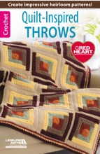 Quilt-Inspired Throws