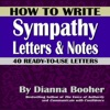 How To Write Sympathy Letters And Notes