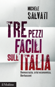 Tre pezzi facili sull'Italia Copertina del libro