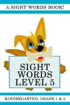 Sight Words Level 5 Sight Words For Kindergarten Grade 1  2