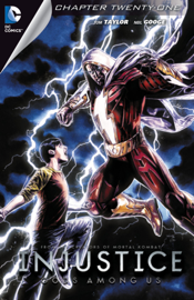Injustice: Gods Among Us #21 book