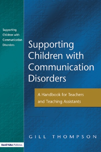 Gill Thompson - Supporting Communication Disorders
