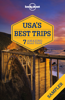 Lonely Planet - USA's Best Trips  artwork