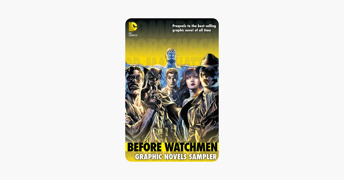 Before Watchmen Sampler