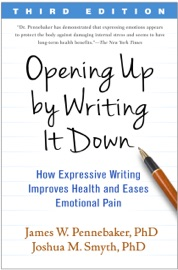 Opening Up By Writing It Down Third Edition
