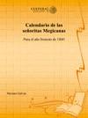 Calendario De Las Seoritas Megicanas