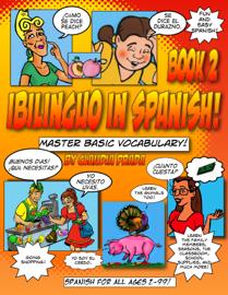 Ibilinguo in Spanish Book 2
