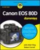 Canon EOS 80D For Dummies