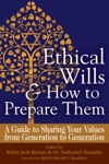 Ethical Wills   How To Prepare Them 2nd Edition
