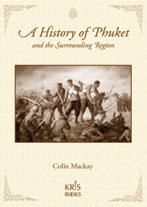 A History of Phuket and the Surrounding Region La couverture du livre martien