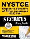 NYSTCE English To Speakers Of Other Languages 022 Test Secrets Study Guide
